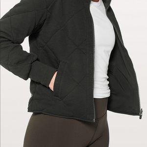 Lululemon Forever Warm Reversible Quilt Jacket